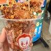 李さんの台湾名物屋台 - 料理写真:台湾唐揚げ(辛さ普通)