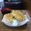 川邊 - 料理写真:しらすかき揚げ