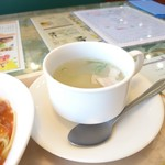 セロリ - カップスープ