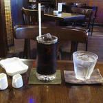 M&M - 【JAZZ喫茶】 水出しコーヒー(アイス) \600