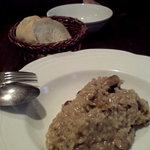 ピッツェリア クラフト - イタリア産フレッシュポルチーニ茸のリゾット 1560円
