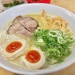鶏麺亭 - 料理写真: