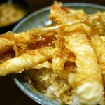 90905760 - 海老穴子天丼 ¥1,500