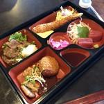 レストランミヤコ - 料理写真:和洋(A)弁当(2700円)