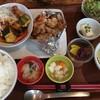 CAFEオヤジ - 料理写真:夏のコンビメニュー