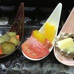 天ぷら はせ川 - 一品