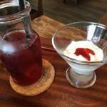 CAFEオヤジ - ドリンク&デザート