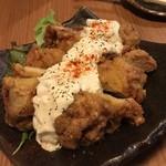 お肉とお魚 まつり - チキン南蛮(580円)
