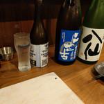 ~47都道府県の日本酒勢揃い~ 夢酒 - 二世古・八仙~☆