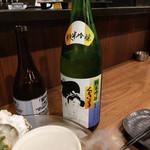 ~47都道府県の日本酒勢揃い~ 夢酒 - くどき上手~☆