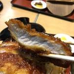 とん亭 - トンカツ箸上げ