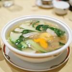 中国料理 桃花林 - 五目湯麺