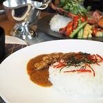 カフェ クベール - チキン入りパネンカレー (カレーフェア)
