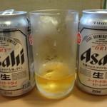 90915900 - 缶ビール追加