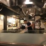 めぐろ三ツ星食堂 - キッチン