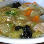 同福堂 - 料理写真:広東麺