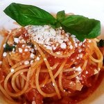 9092134 - トマトソースのスパゲティ