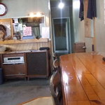 理尾レストラン - 理尾の店内