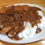 理尾レストラン - カツカレー