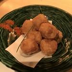 kiwa - 里芋の唐揚げ(税抜き500円)