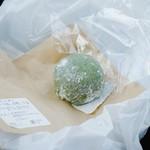 禄兵衛 - 名代 草餅 172円 (日持ちが当日のは158円)