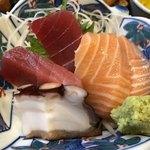 和食 たかむら - お刺身。