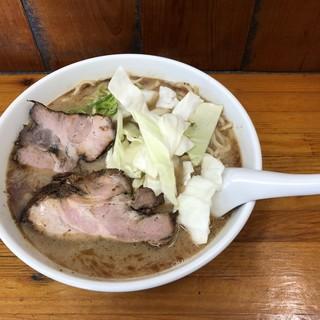 くまもとらーめん ブッダガヤ - 料理写真:熊本ラーメン