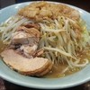 立川マシマシ - 料理写真:【中ラーメン】¥750