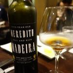 ビストロ メランジェ - マデラ酒
