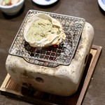 さっぽろっこ - 蟹甲羅七輪焼き