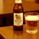 アガリコサッポロ - シンハービール
