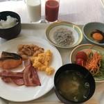 リヴァージュ - 朝食ブュッフェ