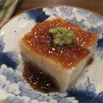 石臼挽き手打ち蕎麦 高はし - 蕎麦豆腐