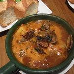 ラバーマ - 魚介のチリソース煮/セウタ