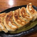 中華料理 帆 - 中華料理 帆(焼き餃子)