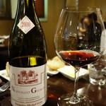 ビストロ メランジェ - 赤ワイン