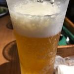 ローカルインディア - ランチビール+200円2018.8.12