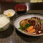 洋-HIRO- - HIROハンバーグ