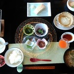 季譜の里 - 料理写真:料理長のオススメ 季譜の里の定番朝食