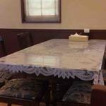 カフェ スフル - 内観(テーブル席)
