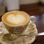 カフェ スフル - カフェラテ