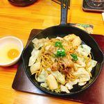 焼そば専門店 突貫亭 - 太麺ソース