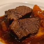 私厨房 勇 - 牛頬肉のフレッシュトマト煮込み