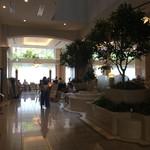 Restaurant Forest Coast - 外観-ホテル正面入り口から