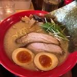 こっこ屋 - 特製鶏白湯ラーメン「980円」