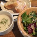 Cafe LINQ Takasegawa -