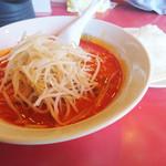 四川 - 料理写真:担々麺・ライス