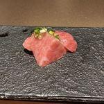 寿司 さ々木 - マグロ