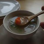 ラリーグラス - スープ付き