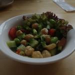 ラリーグラス - サラダ付き